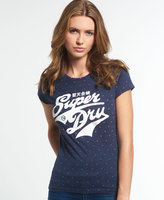 Superdry Stacker All Over Print T-shirt