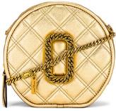 Marc Jacobs Status Round Crossbody Bag