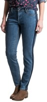 Max Jeans Tux Shadow Skinny Jeans (For Women)