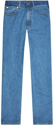 Sandro Straight-Fit Jeans