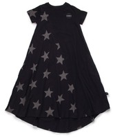 Nununu Toddler Girl's Star High/low Dress