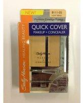 Sally Hansen Quick Cover Makeup + Concealer Light Beige by