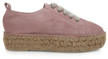 Cara Size 38 Pink Trueno Espadrilles - 38 - Pink