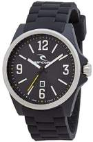 Rip Curl Covert Men's Analog Date Watch A2874-blk