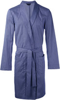 La Perla Expression robe - men - Cotton/Nylon/Spandex/Elastane - L