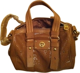 Marc Jacobs Brown Patent leather Handbag