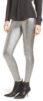 Nordstrom Women's Metallic Leggings