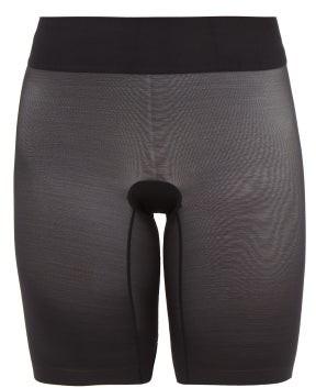 Wolford Sheer Touch Mesh Shapewear Shorts - Black