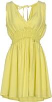 CAFe'NOIR Short dresses - Item 34747791