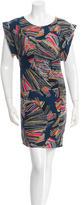 Matthew Williamson Silk Shift Dress