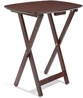 Get Sorted Wood Folding Tray Table