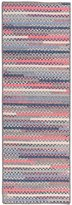 Colonial Mills PY79R024X120B Print Party Rectangle Braided Rug
