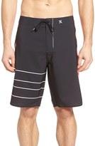 Hurley Men's Phantom Clark Little Plumeria Board Shorts