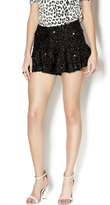 J.o.a. Sequin Shorts