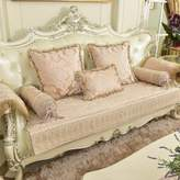 JIN Sofa mats european-style sofa cushions,four seasons universal faric non-slip cushion, sofa