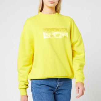 Superdry Women's Edit Slouchy Crew Neck Sweatshirt