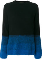 Etro Jem jumper - women - Cotton/Polyamide/Polyester/Wool - 40