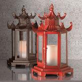 Gump's Pagoda Candle Lanterns