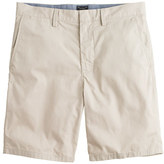 "J.Crew 9"" Club Short In Lightweight Chino"