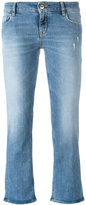Cycle flared jeans - women - Cotton/Spandex/Elastane - 28