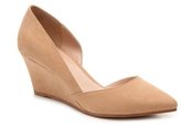 Kelly & Katie Fassi Wedge Pump