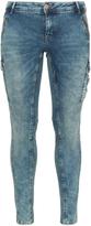 Zizzi Plus Size Slim fit pocket jeans