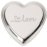 Cathy's Concepts Love Heart Keepsake Box