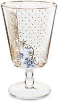 Pip Studio Royal Golden Flower Water Glass