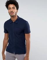 Reiss Textured Polo