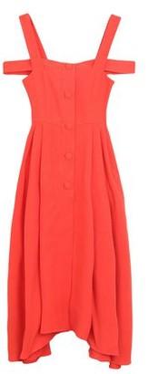 Isa Arfen 3/4 length dress