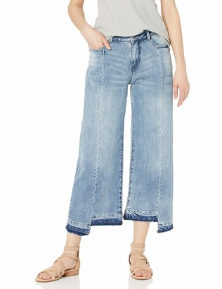 Laurèl Lola Jeans Women's Plus Size Crop