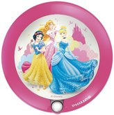 Philips Disney Princess Children's Sensor Night Light - 1 x 0.06 W Integrated LED