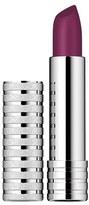 Clinique Long Last Soft Matte Lipstick - Plum