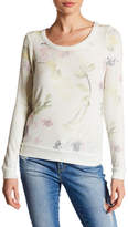Chaser Back Cutout Long Sleeve Sweater