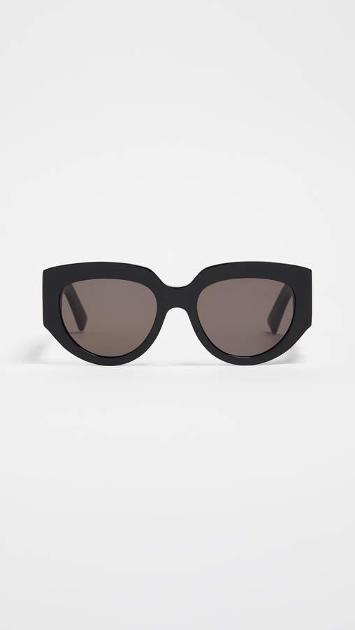 Saint Laurent SL M26 Rope Sunglasses
