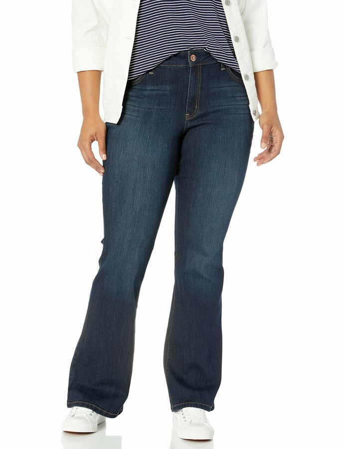 Jessica Simpson Women's Adored High Rise Flare Jean