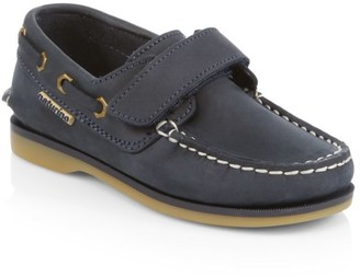 Naturino Little Boy's & Boy's College Leather Boat Shoes