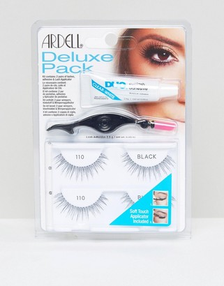 Ardell Lashes Deluxe Kit 110-Black