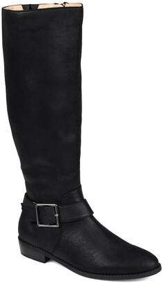 Journee Collection Winona Extra Wide Calf Boot