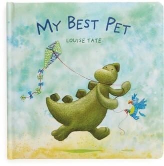 Jellycat 'The Best Pet' Book
