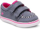 Sperry Hallie Hook & Loop Crib Sneaker