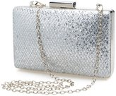 Eyekepper Ladies Compact Fashion Sequins Clutch Evening Bags Purse Shoulder Handbags