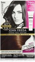 John Frieda Precision Foam Colour Hair Dye, Medium Chestnut Brown, 8.16 Ounce
