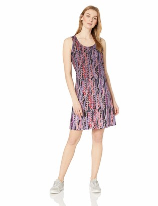 Aventura Clothing Women's Evie Dress Dark Purple