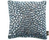 Aviva Stanoff Jewel Bed Cushion 25x25cm - Navy