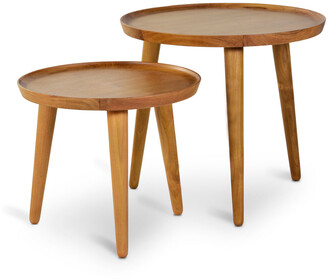 Nordic Side Tables Set/2