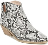Dr. Scholl's Lucky One Snake Embossed Bootie