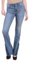 Lola Jeans Cynthia Slim-Fit Mid-Rise Flared Jeans