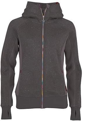 Chiemsee Women's Bernice Knit Fleece Jacket, Womens, Bernice