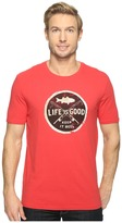 Life is Good Keep It Reel Smooth Tee Men's T Shirt